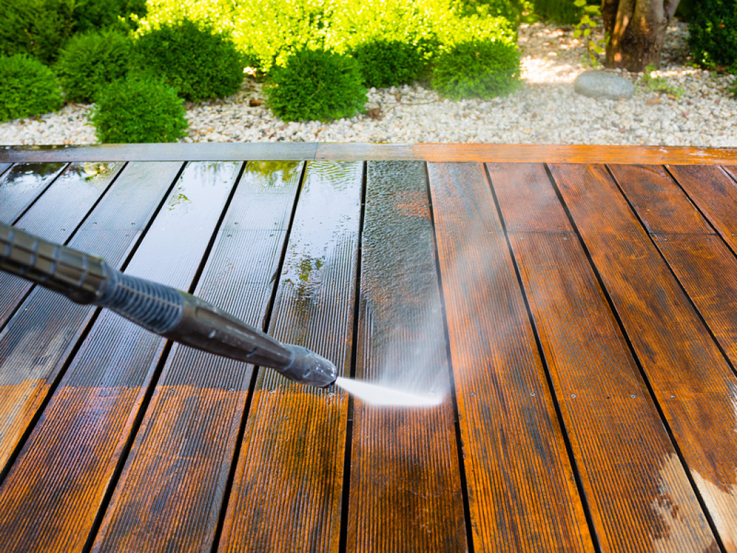 Take the pressure off outdoor chores in Kennewick, WA
